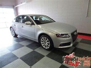 2012 Audi A4 2.0T AWD, EASY FINANCING