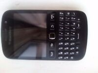 Blackberry curve £20