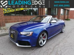 2015 Audi RS 5 4.2 Full 3M Clear Wrap