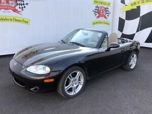 2004 Mazda MX-5 GT, Manual, Leather, Power Group,