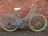 BSA Ladies Vintage Retro Dutch Frame Town Bike 20 Inch Frame 3 Speed Excellent Condition