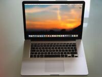 Mid 2014 Apple MacBook Pro Retina, 15 inch- Low Battery Cycle