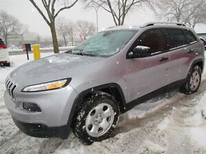 2016 Jeep Cherokee Sport*CRAZY SPECIAL DO NOT MISS OUT