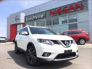 Nissan Rogue sl prem package 2016