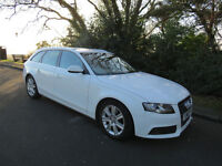 2011 AUDI A4 AVANT 2.0 TDI, SAT NAV, £30 ROAD TAX PER YEAR, FULL SERVICE HISTORY