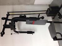 Universal exercise body weight bulider