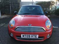 Mini Cooper D. Red. Approx 51,000 miles. Full mini service history. Excellent condition.