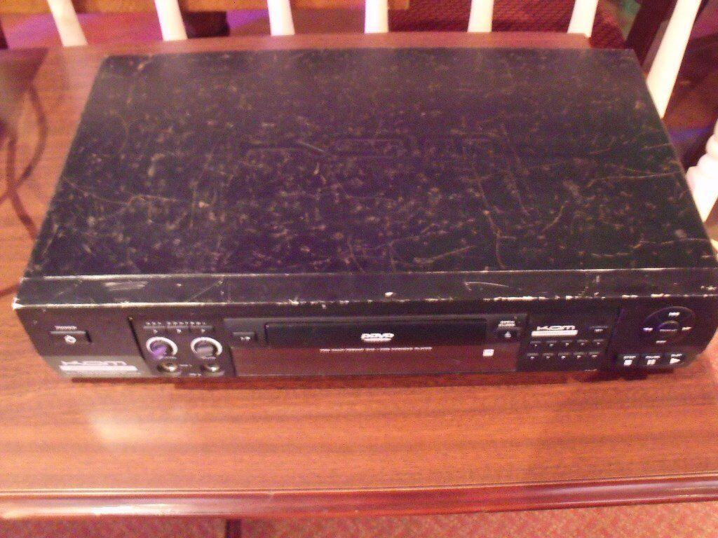Retro Old Kam Pro5000 Mk2 Dvd Cdg Karaoke Dj Player Dundee  # Meuble Tv Kaorka
