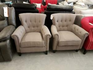 Chairs & Recliners - Liquidation Priced!