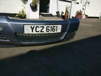 Vectra c pre facelift sri front bumper