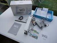 Wii Sports Console and Games and Many Accessories Perfect Condition