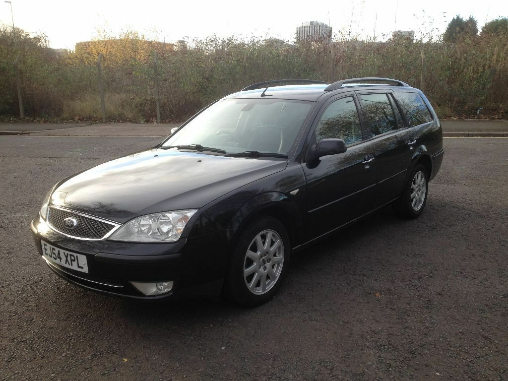 2004 ford mondeo estate ghia x 2 2 diesel please read description in carlton. Black Bedroom Furniture Sets. Home Design Ideas
