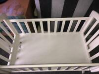 OPEN TO OFFERS. Obaby swing crib