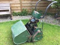 Vintage Atco cylinder Lawnmower