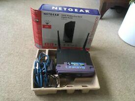Netgear N600 Wireless Dual Band Gigabit Router