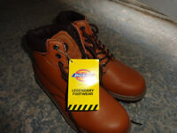 Safety boots (Size 11 mens)