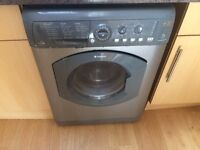 Hotpoint washing machine with dryer
