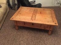 Corona coffee table rrp£69