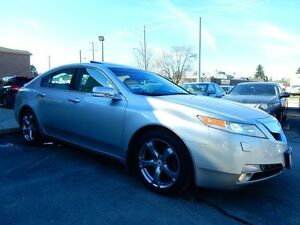 2009 Acura TL SH-AWD | FULLY LOADED | ONE OWNER | NO ACCIDENTS Kitchener / Waterloo Kitchener Area image 8