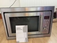 30L Built In Combination Microwave Oven