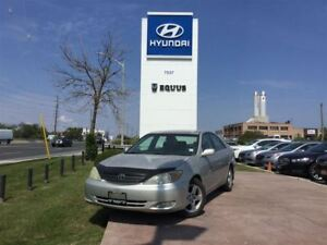2004 Toyota Camry SE - CD PLAYER, POWER WINDOWS, POWER MIRRORS