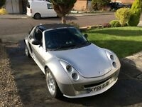 Smart Brabus Roadster Coupe Xclusive