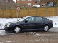 Vauxhall Vectra Life CDTI (2005/05 Reg) Hatchback + Diesel + NEW SHAPE + BLACK + NEEDS WORK +