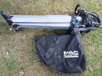 MacAllister MBV 3000 Leaf Blower and Garden Vac
