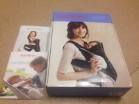 Baby bjorn baby sling carrier in box used twice