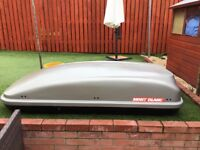 Mont Blanc 450ltr roof box