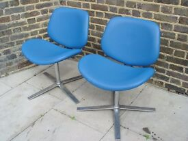 FREE DELIVERY Retro Set Of Chairs Furniture
