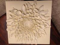 Laura Ashley decorative flower tile