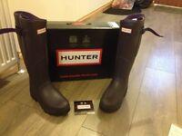 Genuine Hunter Wellies