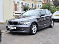 Automatic -- BMW 1 Series 2.0 118 d SE AUTO -- 79800 Miles -- Part Exchange OK --alike bmw 118