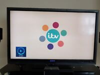 46 inch LCD Sony TV for sale