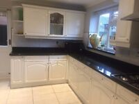 kitchen in excellent condition on sale with granite work top