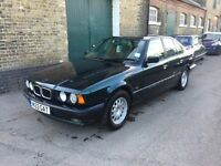 1994 BMW 520i SE Automatic MOT Immaculate Interior Cheap Economical Reliable