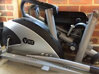 2 in 1 cycle/cross trainer