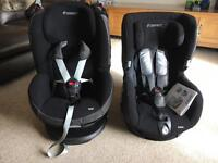 2 Maxi-Cosi Group 1 Car Seats - Axiss & Tobi - £150