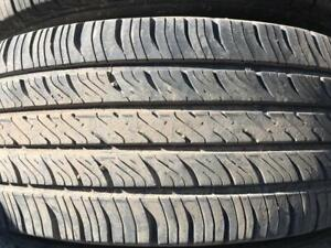 225-65-16 HANKOOK optima 2 all season tires | 90%Tread | Free Install And Balance