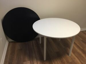 Excellent solid wood dinette table