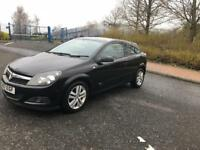 2007 Vauxhall Astra 1.6 sxi sports hacth