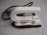 VINTAGE MORPHY RICHARDS TRAVEL IRON
