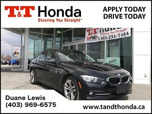 2016 BMW 320I xDrive *AWD, Local Car, No Accidents*
