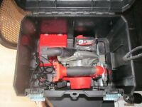 Milwaukee brushless saw kit