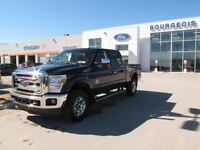 2015 Ford F-350 Lariat 6.7L POWER STROKE V8 DIESEL NEW 918A LEAT