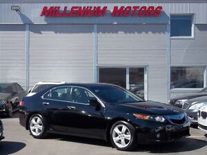 2009 Acura TSX Premium / LEATHER / SUNROOF / LOADED