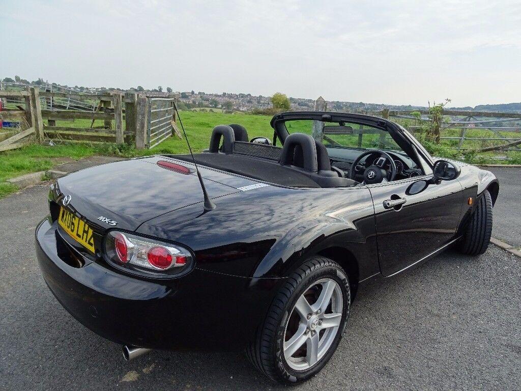 Mazda MX5 Convertible, 2006, NEW SHAPE, MK 3, drives and runs perfect