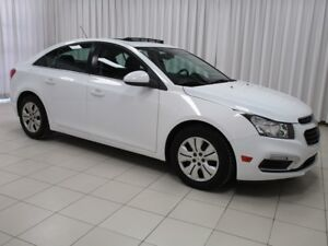 2016 Chevrolet Cruze LT TURBO SEDAN WAS $14495 NOW $13995