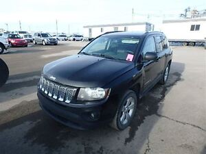 2014 Jeep Compass NORTH EDITION 4X4 WITH BLUETOOTH